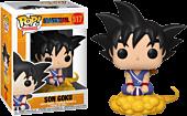 Dragon Ball - Son Goku Flying Funko Pop! Vinyl Figure.
