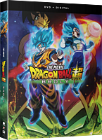 Dragon Ball Super: Broly - The Movie DVD | Popcultcha