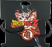 Dragon Ball Z - Goku's Orange Kanji Adjustable Bracelet