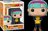 Dragon Ball Z - Bulma in Yellow Outfit Funko Pop! Vinyl Figure