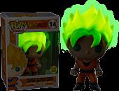 Dragon Ball Z - Super Saiyan Goku Glow Pop! Vinyl Figure Glowing Main Image