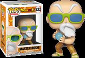 Dragon Ball Z - Master Roshi Max Power Funko Pop! Vinyl Figure.