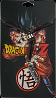 Dragon Ball Z - Goku's Kanji Leather Necklace | Popcultcha