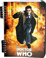 Doctor Who - 10th Doctor Lenticular Journal