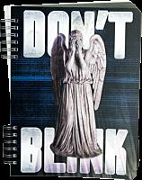 Doctor Who - Don't Blink Lenticular Journal