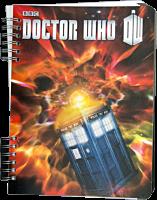 Doctor Who - TARDIS Lenticular Journal