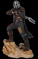 Star Wars: The Mandalorian - The Mandalorian MK1 1/7th Scale Statue