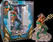 "Aquaman (2018) - Aquaman DC Gallery 9"" PVC Diorama Statue"