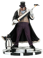 "Batman - Penguin DC Gallery 9"" PVC Diorama Statue"