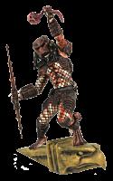 "Predator 2 - City Hunter Gallery 11"" PVC Diorama Statue"