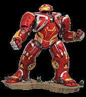 "Avengers 3: Infinity War - Hulkbuster Marvel Gallery 10"" PVC Diorama Statue"