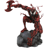 "Spider-Man - Carnage Comic Marvel Gallery 9"" PVC Diorama statue"
