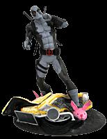 "Deadpool - Deadpool Taco Truck X-Force Edition Marvel Gallery 10"" PVC Diorama Statue"