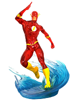 """The Flash - The Flash Speed Force Edition DC Gallery 9"""" PVC Diorama Statue"""