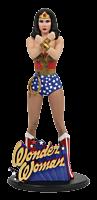 "Wonder Woman - Lynda Carter DC Gallery 9"" PVC Diorama Statue"