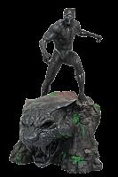 "Black Panther (2018) - Black Panther Movie Milestones 14"" Statue"