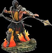 "Mortal Kombat 11 - Scorpion 9"" PVC Diorama Statue"