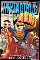 Invincible - Volume 16 Family Ties Trade Paperback (TPB)