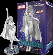 "X-Men - White Queen Emma Frost Marvel Gallery 9"" PVC Diorama Statue"