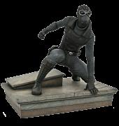 """Marvel's Spider-Man (2018) - Spider-Man Noir Marvel Gallery 7"""" PVC Diorama Statue"""