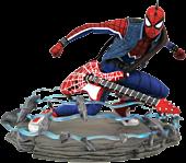 """Marvel's Spider-Man (2018) - Spider-Punk Marvel Gallery 7"""" PVC Diorama Statue"""
