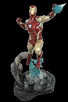 "Avengers 4: Endgame - Iron Man Mark LXXXV (85) Marvel Gallery 9"" Scale PVC Diorama Statue"