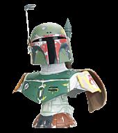 Star Wars Episode V: The Empire Strikes Back - Boba Fett Legends in 3D 1/2 Scale Bust