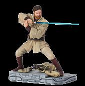 Star Wars Episode III: Revenge of the Sith - Obi Wan Kenobi Milestones 1/6th Scale Statue