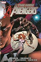 New Avengers by Brian Michael Bendis Prem Hardcover Vol 05