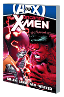 X-Men - Uncanny X-Men by Kieron Gillen Volume 03 TPB (Trade Paperback)