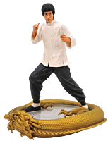 """Bruce Lee - Bruce Lee 80th Birthday Tribute 11"""" Statue"""