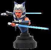 Star Wars: The Clone Wars - Ahsoka  Tano 1/7th Scale Mini Bust