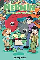 Mermin - Book One: Out of Water Premium Hardcover Book