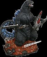 "Godzilla (1993) - Godzilla  Gallery 11"" Deluxe PVC Diorama  Statue"
