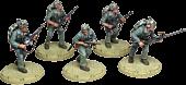 """Dust - Allies USMC Fire Squad """"Devil Dogs"""""""