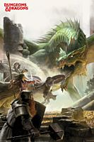Dungeons & Dragons - Adventure Poster (1086)