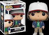 Dustin Pop! Vinyl Figure