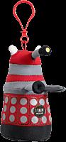 "Doctor Who - Red Dalek 4"" Mini Clip-On Talking Plush"