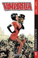 Vampirella - Volume 01 Forbidden Fruit Trade Paperback