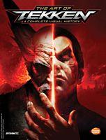 Tekken - The Art of Tekken: A Complete Visual History Hardcover