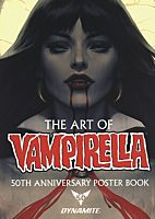 Vampirella - The Art of Vampirella 50th Anniversary Poster Book Paperback