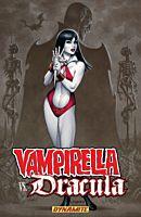 Vampirella - Vampirella vs. Dracula Trade Paperback Book