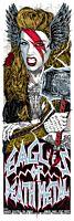 Eagles of Death Metal - Soundwave Festival, Melbourne 2014 Art Print by Rhys Cooper