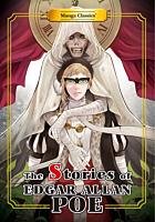 Edgar Allan Poe - The Stories of Edgar Allan Poe Manga Classics Paperback Book