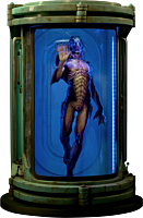 The Shape of Water - Amphibian Man 1/3 Scale Maquette Statue