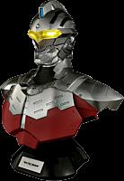 Ultraman (2011) - Ultraman Suit Ver 7.2 1:1 Scale Life-Size Bust