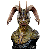 Wayne Anderson - Draxian 1:1 Scale Life Size Bust