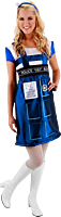 Doctor Who - TARDIS Costume Dress