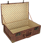 Fantastic Beasts and Where to Find Them - Newt Scamander's Briefcase 1:1 Scale Life-Size Prop Replica 01