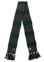 Harry Potter - Slytherin Heathered Knit Scarf